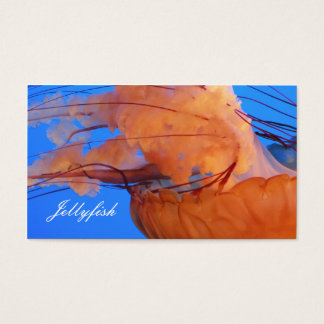 Swimming Jellyfish Business/Calling Cards