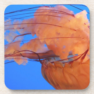 Swimming Jellyfish Coasters Set