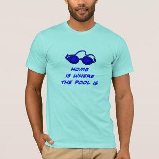 Swimming Joke - Funny Tshirt for swimmers