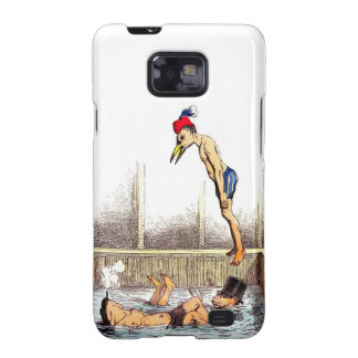Swimming Lessons Galaxy S2 Case