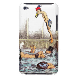 Swimming Lessons iPod Touch Case-Mate Case