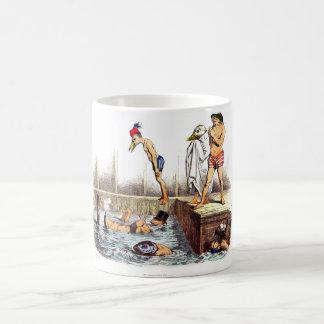 Swimming Lessons Coffee Mug