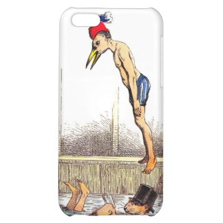 Swimming Lessons iPhone 5C Covers