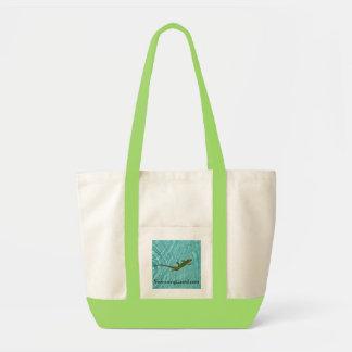 Swimming Lizard bag
