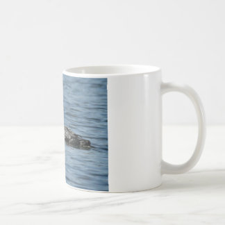 Swimming Loon Coffee Mug
