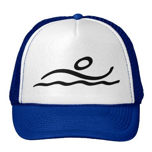 Swimming Mesh Hat