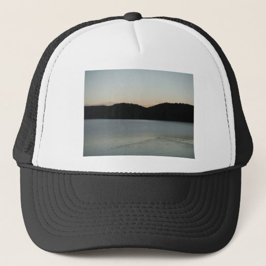 Swimming off into the Sunset Trucker Hat
