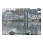 Swimming Otter in Bay Cover For The iPad Mini