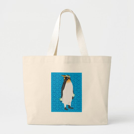 Swimming Penguin Bag