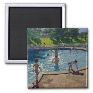 Swimming Pool 1999 Magnet