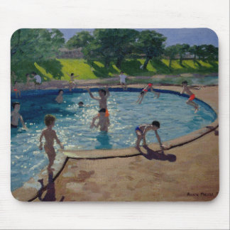 Swimming Pool 1999 Mouse Pad