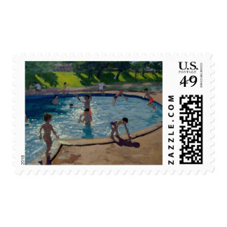Swimming Pool 1999 Postage