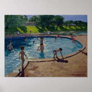 Swimming Pool 1999 Poster