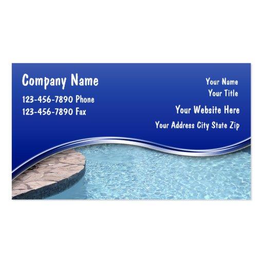 Model Business Cards : BizCardStudio.com