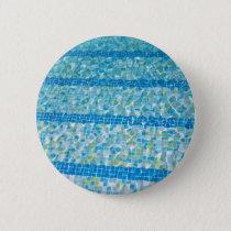 Swimming Pool Button Badge