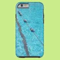 SWIMMING pool iPhone 6 case