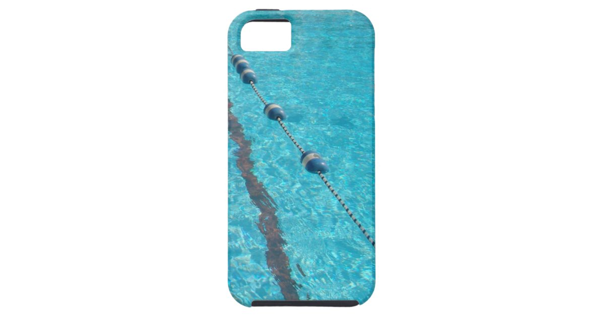 Swimming Pool Iphone Case Zazzle