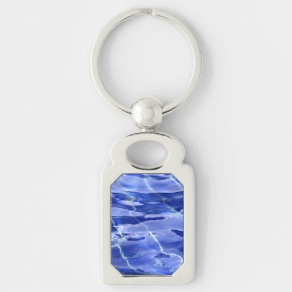 Swimming Pool Keychain