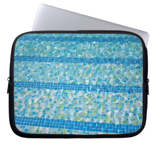 "Swimming Pool Laptop Sleeve 11"""