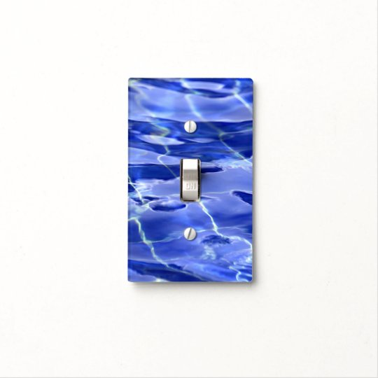 Swimming Pool Light Switch Cover