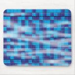 Swimming Pool Mosaic Mousepads