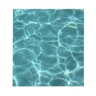 Swimming Pool Note Pad