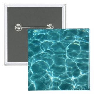 Swimming Pool Pinback Button