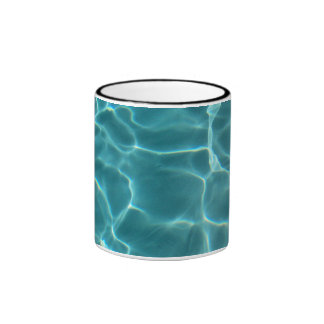 Swimming Pool Ringer Coffee Mug
