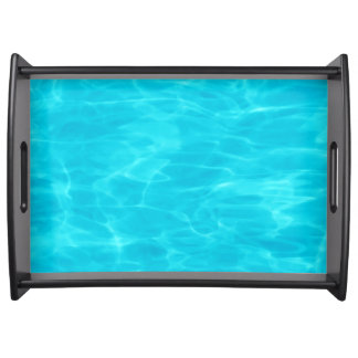 Swimming Pool Serving Tray