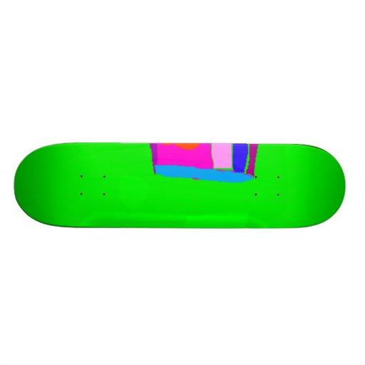 Swimming Pool Summer Balls Sun Reminiscence Skateboard Decks