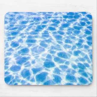Swimming Pool Surface Mouse Pad