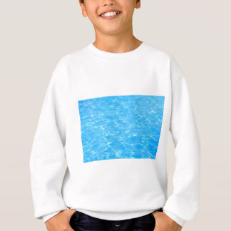 Swimming pool sweatshirt