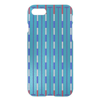 Swimming Pool Swimmer iPhone 7 Case
