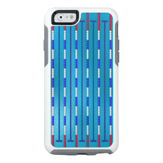 Swimming Pool Swimmer OtterBox iPhone 6/6s Case