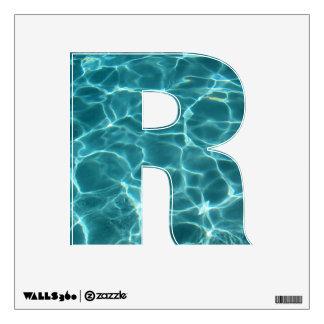 Swimming Pool Wall Sticker