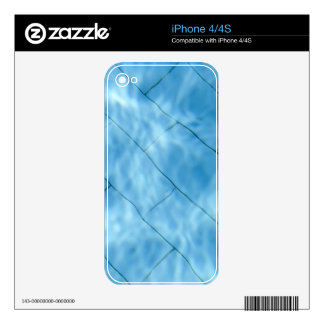 Swimming pool Zazzle Skin Skins For The iPhone 4