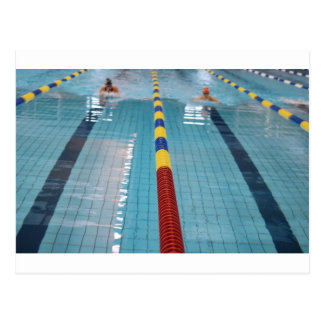 swimming post cards