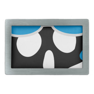 swimming rectangular belt buckle
