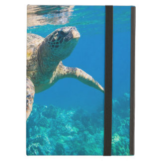Swimming Sea Turtle Case For iPad Air