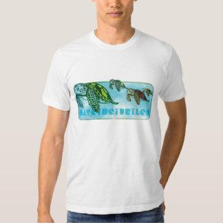 Swimming Sea Turtles T-Shirt