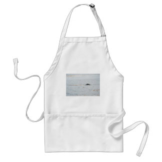 Swimming Seal Adult Apron