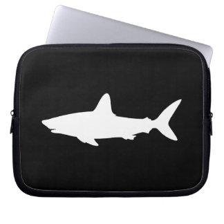 Swimming Shark Computer Sleeve