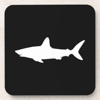 Swimming Shark Drink Coaster