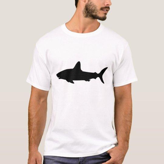 Swimming Shark T-Shirt