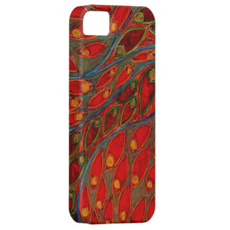 Swimming Thoughts - iPhone 5 Barely There ID/CC iPhone SE/5/5s Case