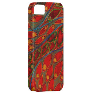 Swimming Thoughts (painting) iPhone SE/5/5s Case