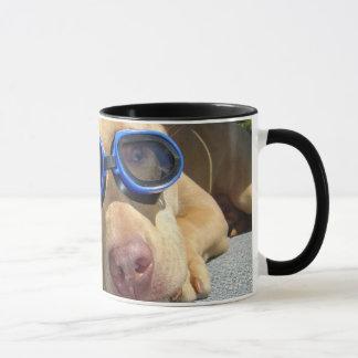 Swimming time mug