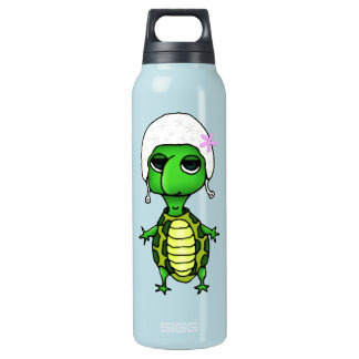 Swimming Turtle Thermos Bottle