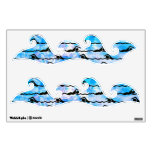 SWIMMING Wall Decal