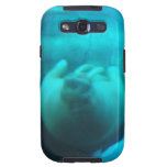Swimming Walrus Samsung Galaxy Case Samsung Galaxy SIII Case